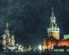 L'inverno arriva in Russia, primi fiocchi di neve e gelate a Mosca
