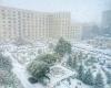 Mosca e non solo, la Russia si ammanta di neve. Foto!