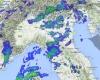 Piogge al Centro Nord: preludio al forte peggioramento meteo