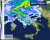 Obbiettivo puntato al Centro Nord: attese piogge localmente forti