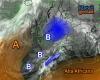 Europa centro occidentale preda di Vortici Ciclonici: maltempo imminente