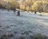 Gelate al Centro-Italia, brina e ghiaccio anche in pianura sul Lazio