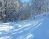 Neve in Abruzzo, spettacolari foto da Ovindoli
