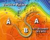 Anticiclone subtropicale insidiato dalle correnti instabili atlantiche