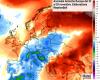Clima ultima settimana: ecco l'inverno, temperature al di sotto della norma