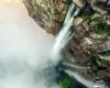 Alla scoperta delle cascate d'acqua più alte del mondo, visuale da paura