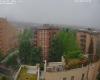 Piogge, temporali: la seconda giornata di maggio non inizia bene