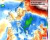 Clima ultimi 7 giorni: freddo anomalo in Europa, ma anche sull'Italia