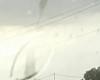 Tromba d'aria a sud di Milano: il video del tornado
