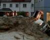 Maltempo travolge Germania: nubifragi, alluvioni e morti. Video scioccante