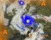 Italia sotto doppio attacco: piogge e temporali pronti ad accelerare