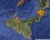 Sicilia e Calabria alle prese coi temporali