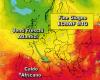 """""""Africa"""" ultimi giorni! Fine giugno con temporali e meno caldo"""