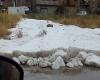 Nuovo super nubifragio in Sicilia: fiumi d'acqua e ghiaccio, auto sommerse
