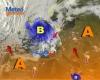 Aria fresca sfonda sulle Alpi: escalation di temporali e calo temperature