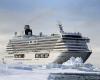 Scioglimento ghiacci: arriva prima nave da crociera sullo Stretto di Bering