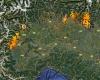 Arriva la perturbazione: Piemonte e Lombardia sotto temporali