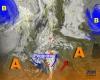 Anticiclone trafitto dalla perturbazione atlantica. Peggioramento meteo in atto