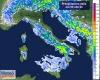 Pomeriggio a suon di temporali: saranno forti e diffusi