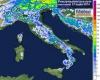 Ultime sul meteo di mercoledì: attesi forti temporali. Le zone più colpite