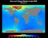 Livelli oceani dal 2002 a oggi: su e giù impressionante, riassunto in video spettacolari NASA