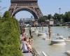Europa occidentale rovente, caldo record su Parigi