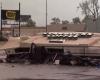 Devastanti tornado si abbattono sull'Indiana: paesi distrutti