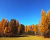 Perché il cielo d'autunno è più blu?