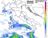 Ultime su meteo weekend: confermato rischio forti temporali all'estremo Sud