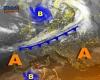 Seguiamo lo sviluppo del Vortice temporalesco afro mediterraneo