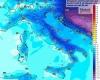 Meteo Italia prossima settimana: ecco quanto potrebbe calare la temperatura
