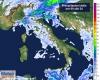 Meteo in peggioramento al Nord e Sicilia. Pioviggini su tirreniche