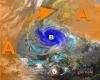 Vortice freddo nord atlantico lambisce le Alpi: ecco perché il meteo è instabile