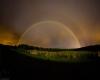 Spettacolare arcobaleno lunare. Un fenomeno raro mozzafiato: ma di che si tratta?