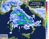 Il meteo peggiorerà anche sul Centro Italia, nuove piogge al Nord. Poi anche al Sud