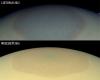 Misterioso fenomeno su Saturno: il Polo Nord ha cambiato colore. Che succede?