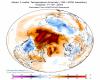 Artico: è ancora record. Ottobre mai così caldo
