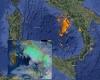 Peggioramento con temporali si sposta al Sud. Migliora su aree terremotate