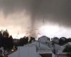 Tornado si abbatte su Palos de la Frontera, in Spagna: il video è impressionante!