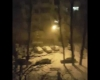 Tormenta di neve a Rostov sul Don
