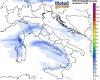 Cenni di cambiamento meteo, primi piovaschi domenica: ecco zone coinvolte