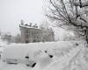 Anche in Spagna si preparano per bufere di neve a bassa quota