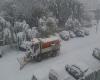 Ondata artica in Sardegna: bufera di neve su Nuoro, pioggia fredda e vento su Cagliari
