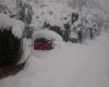 Marche, e le straordinarie nevicate