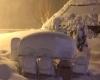 Rigopiano sepolto di neve poco prima della valanga: immagini impressionanti