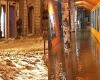 Alluvione a Modica, strade trasformate in fiumi in piena. Immagini shock