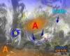 Perturbazione in rapido transito: qualche temporale, temperature giù