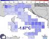 Clima in Italia: Gennaio 2017 molto freddo e con super neve, ma non ovunque