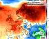 Clima ultimi 7 giorni: ritorno caldo anomalo in mezza Europa, che ribaltone