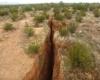 Gigantesca crepa si apre nel deserto dell'Arizona. Ecco le immagini video